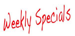 Weekly specials and freebies for those with ms and ms symptoms to help them control their disease naturally.